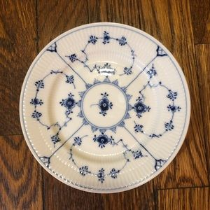 Royal Copenhagen Blue Fluted Plain #180 Plate